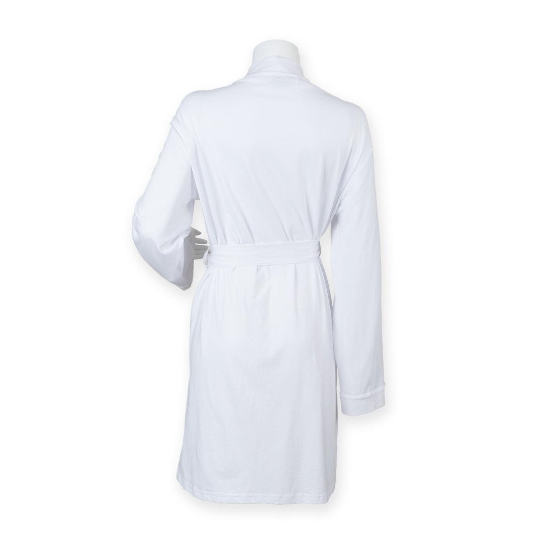 towel city jersey bademantel f r damen in 4 farbengr s m. Black Bedroom Furniture Sets. Home Design Ideas